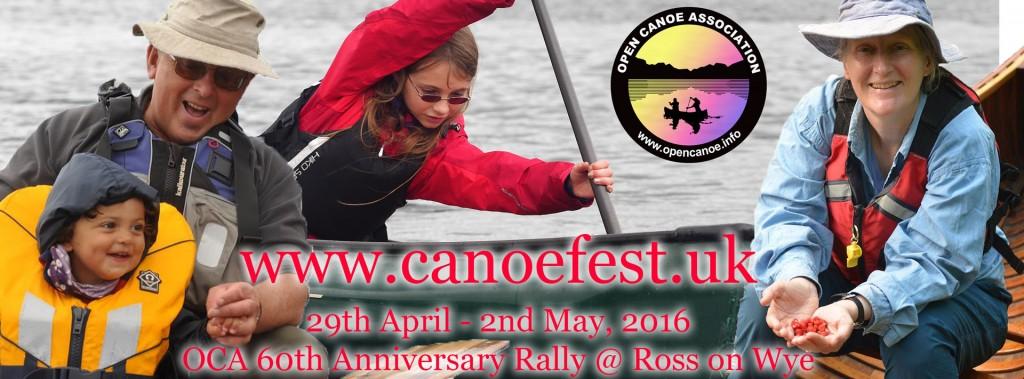 Canoefest 2016 @ Ross-on-Wye